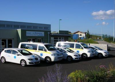 Ambulances des Sucs - Toute Distance à Firminy