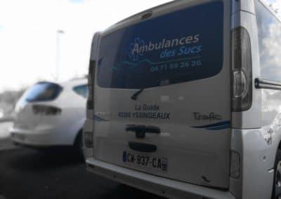 Ambulances des Sucs - Toute Distance
