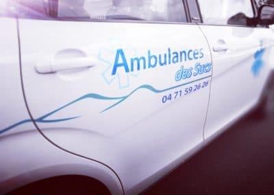 Ambulances des Sucs - Toute Distance à Yssingeaux